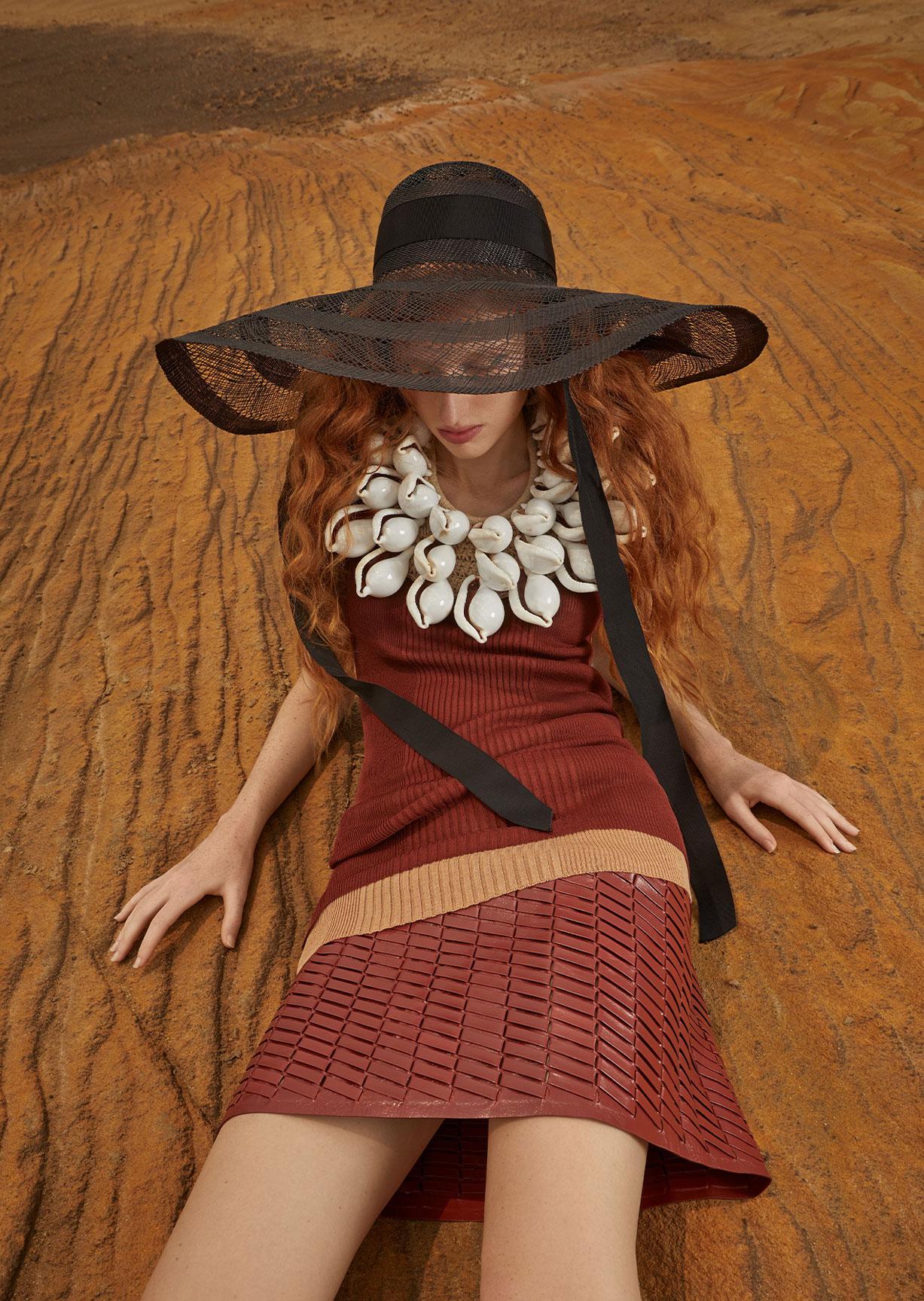 Модный маскарад в журнале Grazia / фото 07