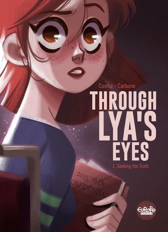 Through Lya's Eyes 01 - Seeking the Truth (2019)