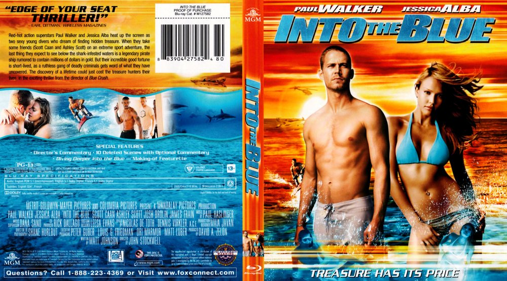 Re: Do hlubiny / Into the Blue (2005)