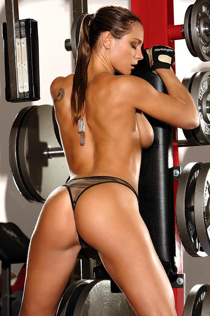 Секси фитнес попкинс видео — img 13