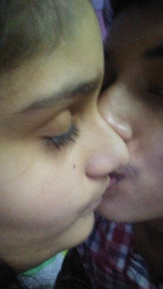 Desi lesbian hot kissing-3222