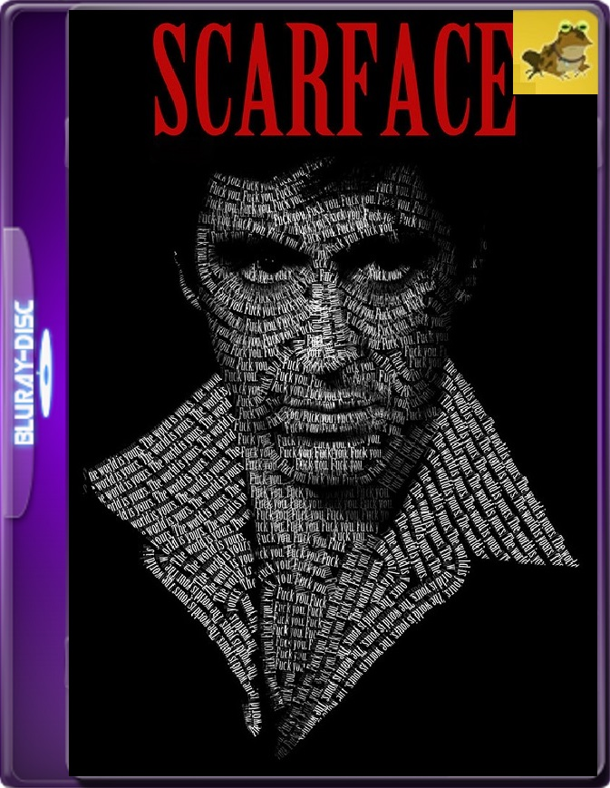 Scarface (1983) Brrip 1080p (60 FPS) Latino / Inglés