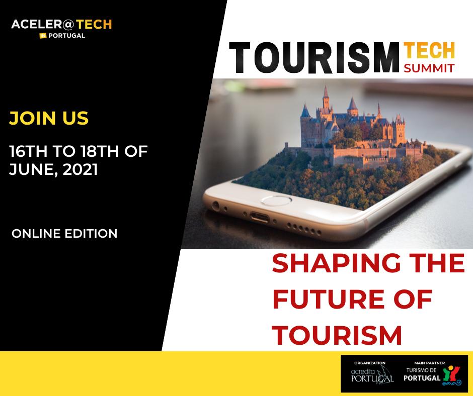 Aceler@Tech organizes 3 days of debate on the future of Tourism