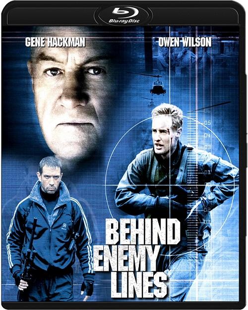 Za linią wroga / Behind Enemy Lines (2001) MULTi.1080p.BluRay.x264.DTS.AC3-DENDA / LEKTOR i NAPISY PL
