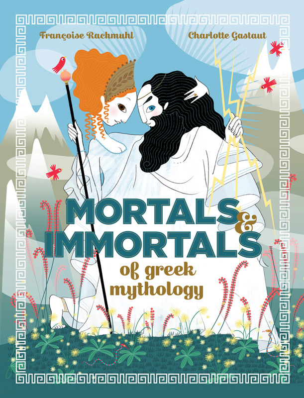 Mortals and Immortals of Greek Mythology (2018)