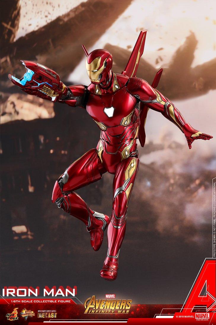 Avengers - Infinity Wars - Iron Man Mark L (50) 1/6 (Hot Toys) QZy31p77_o