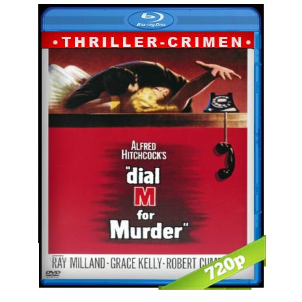descargar La Llamada Fatal [1954][BD-Rip][720p][Trial Lat-Cas-Ing][Crimen] gratis