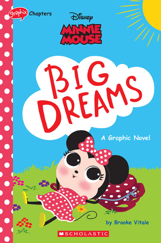 Minnie Mouse - Big Dreams (OGN) (2021)
