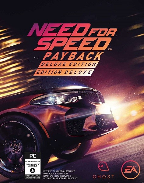 Need for Speed: Payback (2017/RUS/ENG/RePack by R.G. Mechanics)