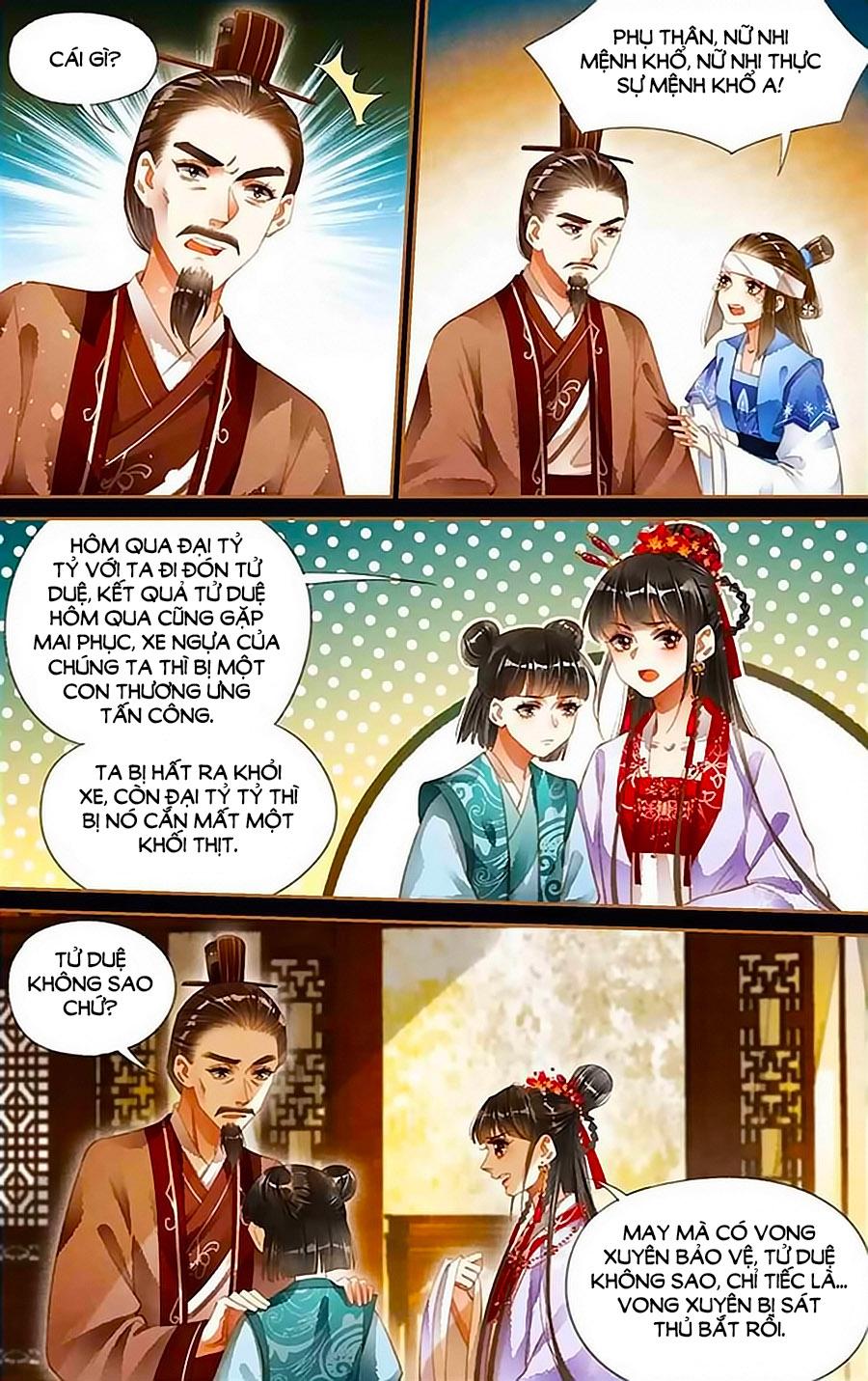 Thần Y Đích Nữ chap 181 - Trang 5