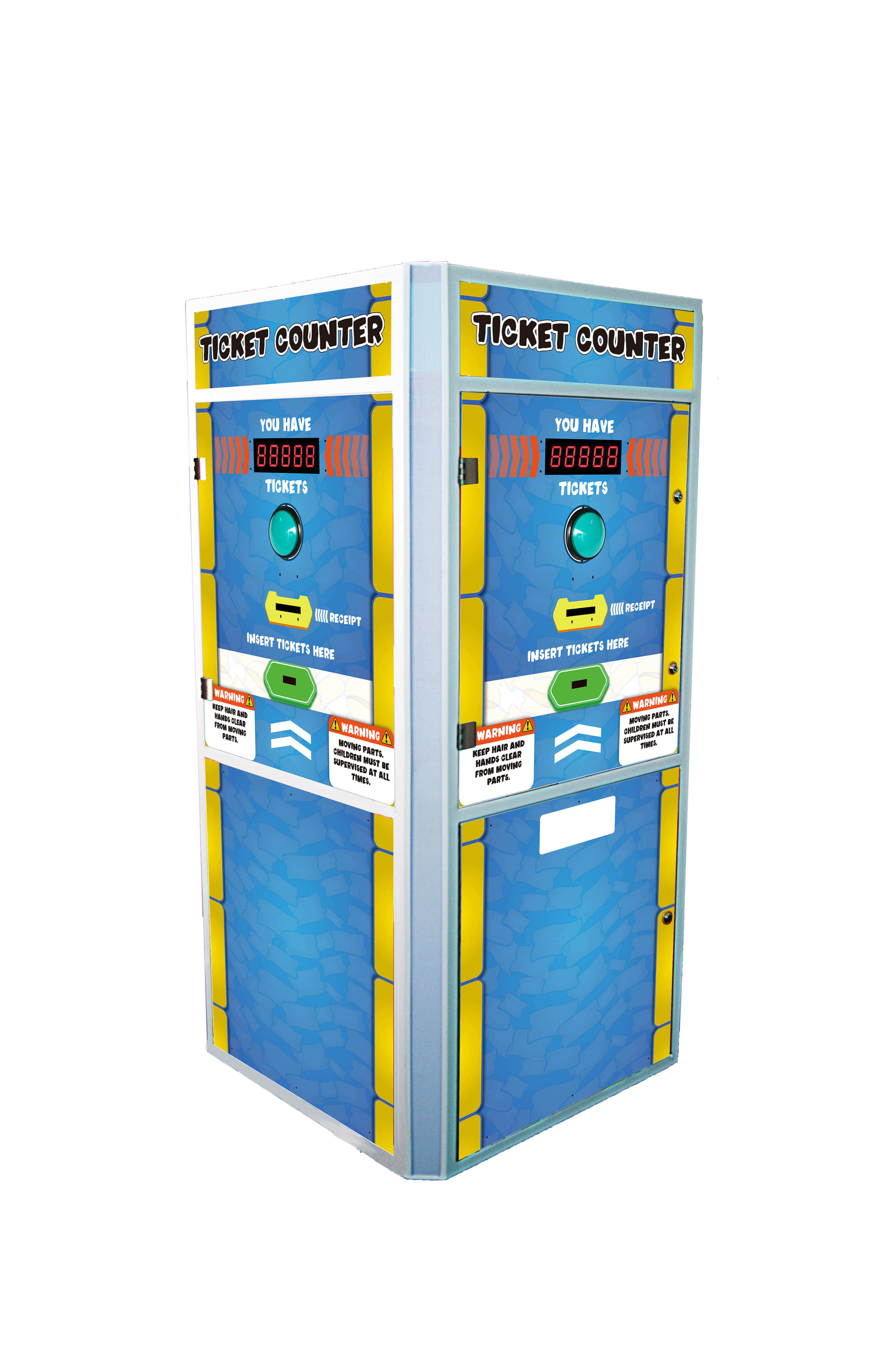United Asia Entertainments Co., Ltd Releases Various Ticket Counter Game Machines And Retro Arcade Game Machines Providing Quality Entertainment For People of Different Ages