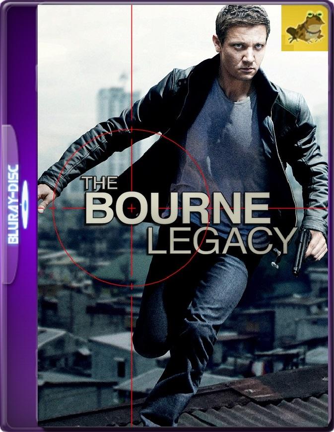 El Legado Bourne (2012) Brrip 1080p (60 FPS) Latino / Inglés