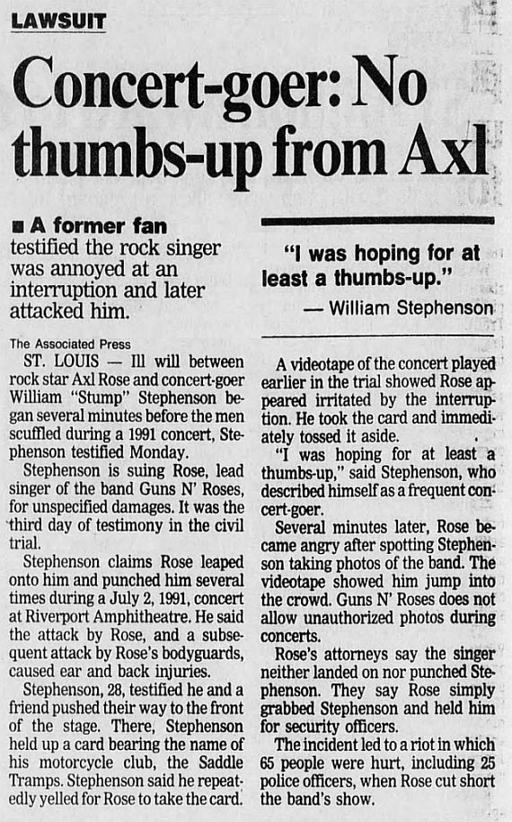 1993.10.15-29 - The St. Louis Post-Dispatch/AP - Reports (Civil suit trial) (Axl) 81HpFif9_o