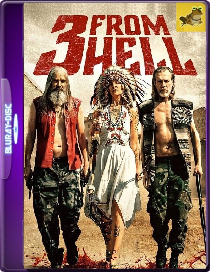 Los 3 Del Infierno (2019) Brrip 1080p (60 FPS) HD [1080p] Latino [GoogleDrive] SilvestreHD