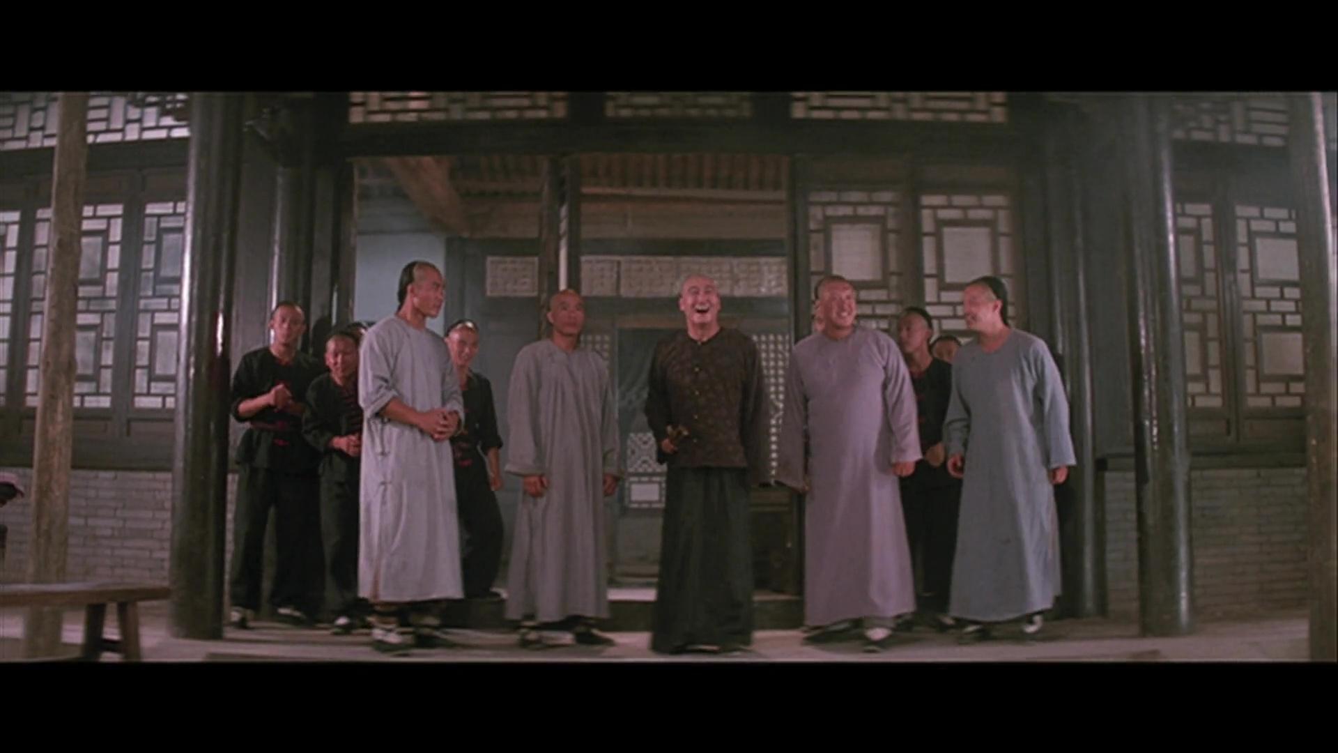 Erase Una Vez En China 3 [m1080p][Trial Lat/Cas/Ing][Accion](1992)