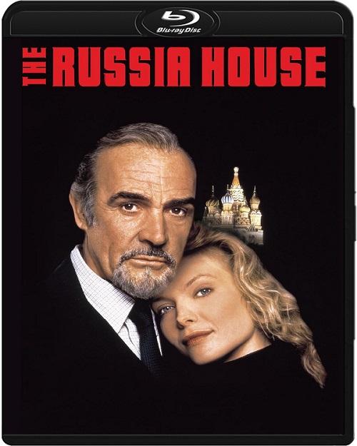 Wydział Rosja / The Russia House (1990) MULTi.720p.BluRay.x264.DTS.AC3-DENDA / LEKTOR i NAPISY PL