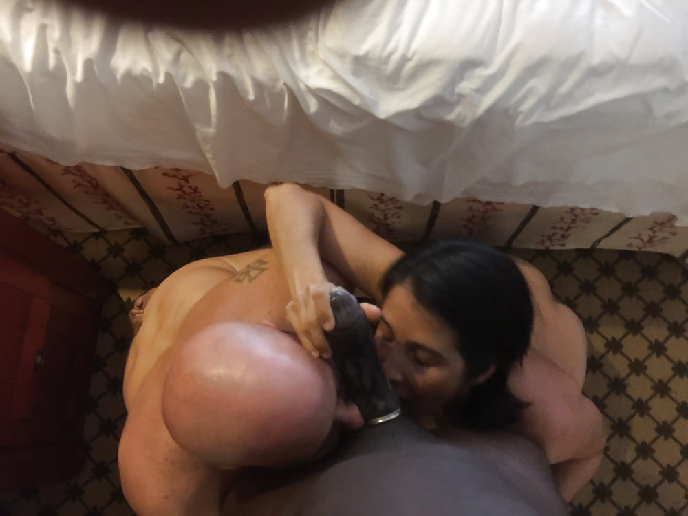Yogahotwife anal