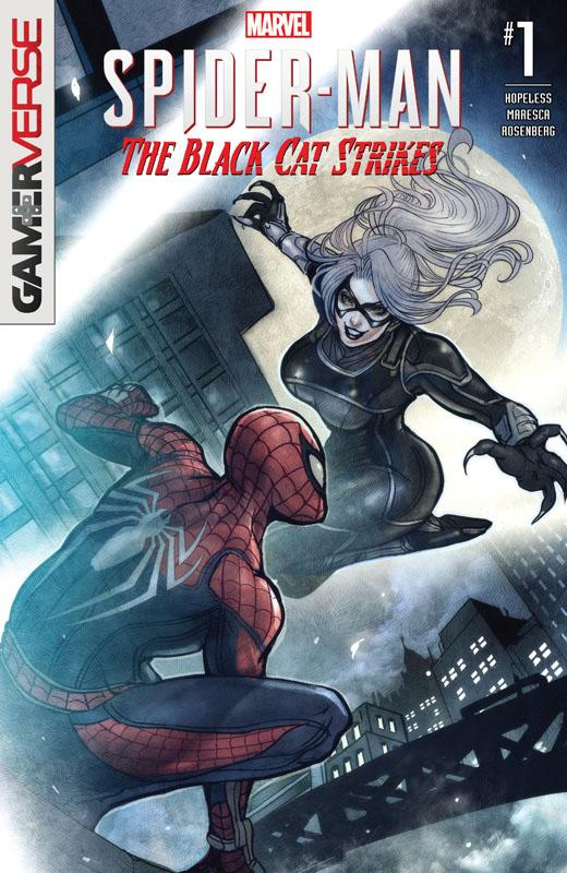 Marvel's Spider-Man - The Black Cat Strikes 001 (2020)