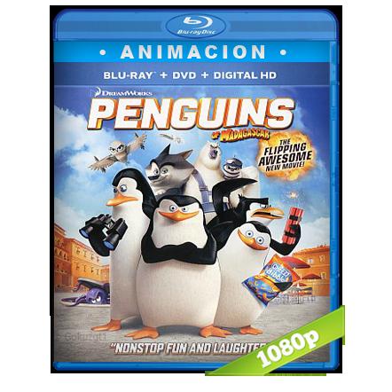 descargar Los Pingüinos De Madagascar [2014][BD-Rip][1080p][Lat-Cas][Animacion] gratis