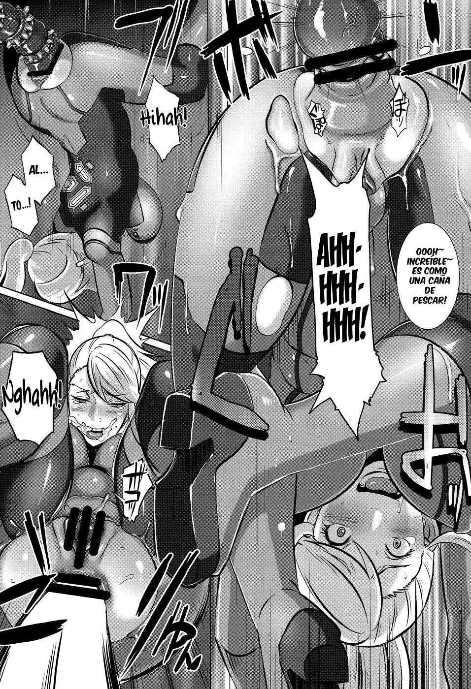 Metroid XXX Chapter-1 - 24