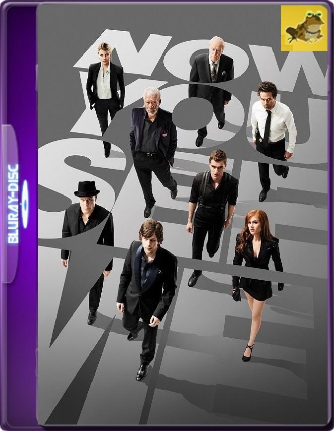 Los Ilusionistas: Nada Es Lo Que Parece (2013) Brrip 1080p (60 FPS) Latino / Inglés