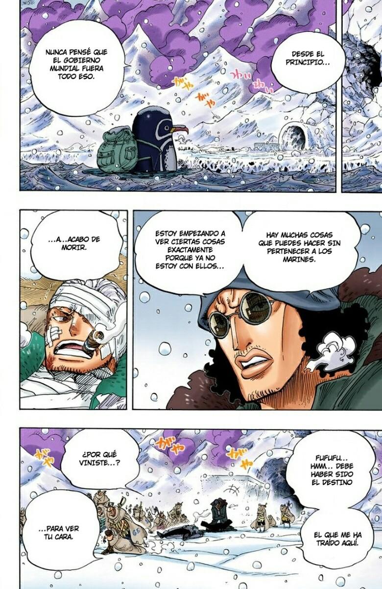 One Piece Manga 698-699 [Full Color] [Punk Hazard] 71sMkH8J_o