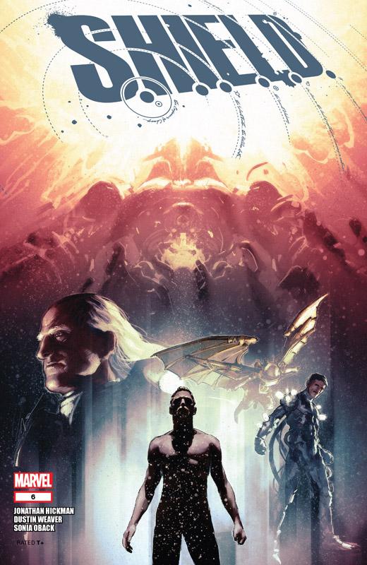 S.H.I.E.L.D. Vol.2 #1-6 (2011-2018) Complete
