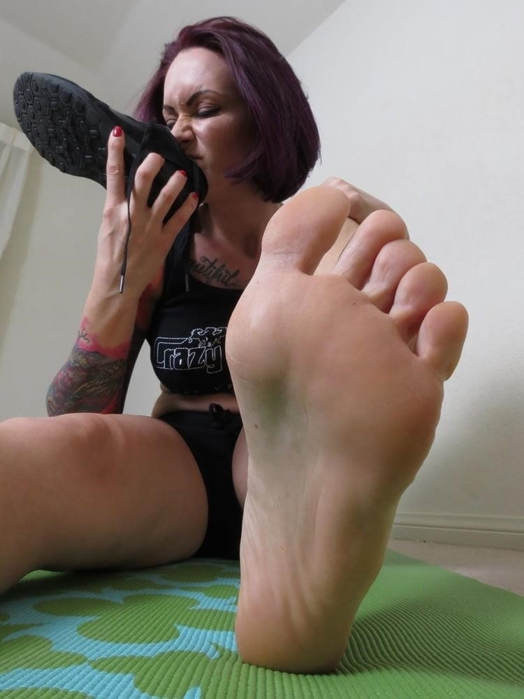 Shoe smell fetish-8196