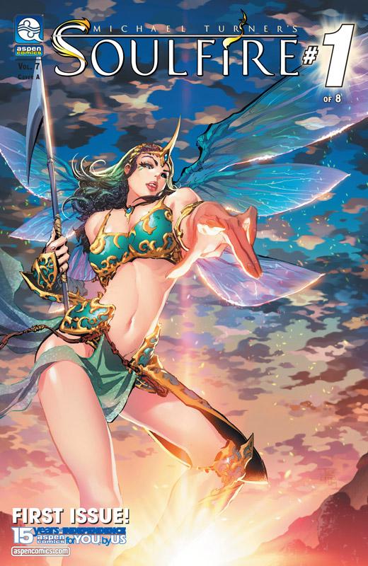 Soulfire Vol.7 #1-8 (2018-2019)