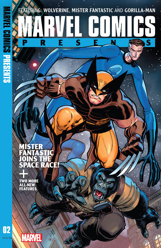 Marvel Comics Presents Vol.3 #1-9 (2019) Complete
