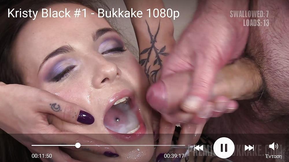 Black bukkake gay-3453