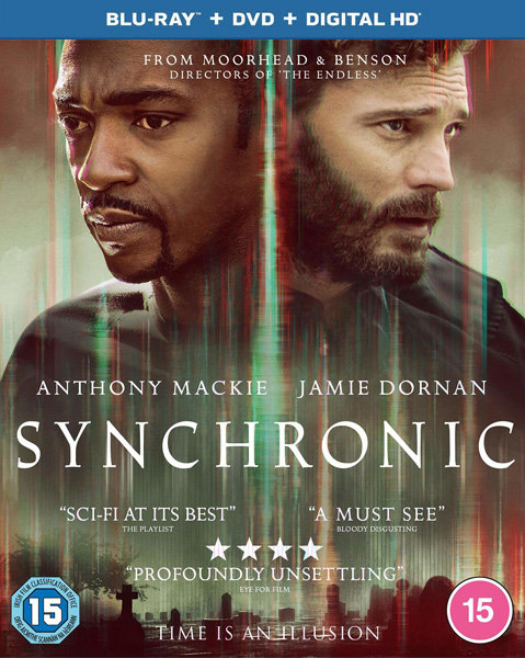 Грань времени / Synchronic (2019/BDRip/HDRip)