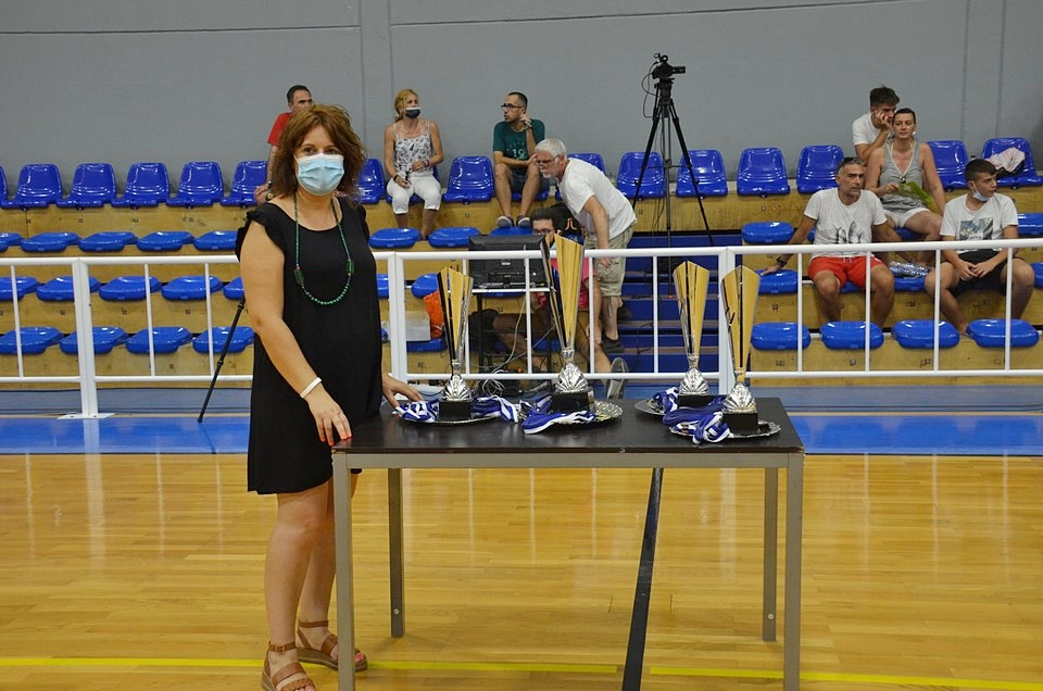 , Η Μεσσήνη πήρε άριστα για την διεξαγωγή του διεθνούς τουρνουά μπάσκετ Κ15 (φωτο)
