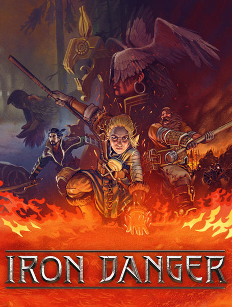 Iron Danger (2020/RUS/ENG/MULTi)
