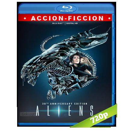 descargar Alien 2 El Regreso 720p Lat-Cast-Ing 5.1 (1986) gartis