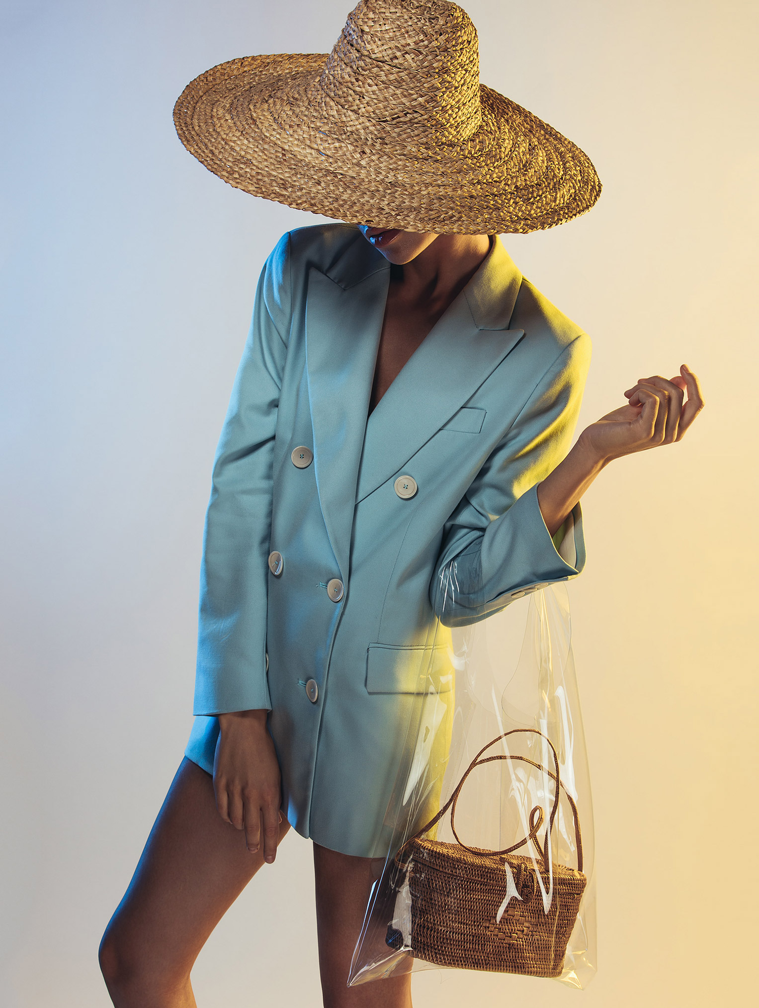 Джейн в каталоге модной одежды LouLou 2019 / фото 12