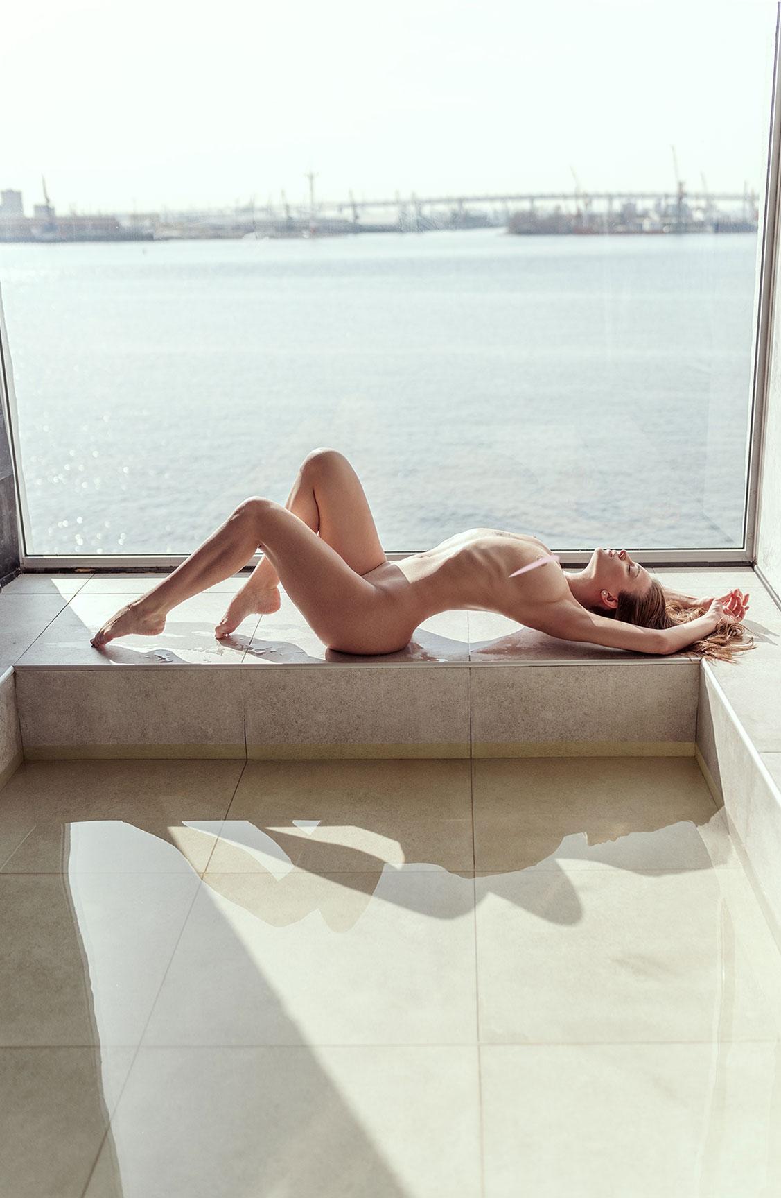 Окна в ванну Яны Палчевской / фото 05