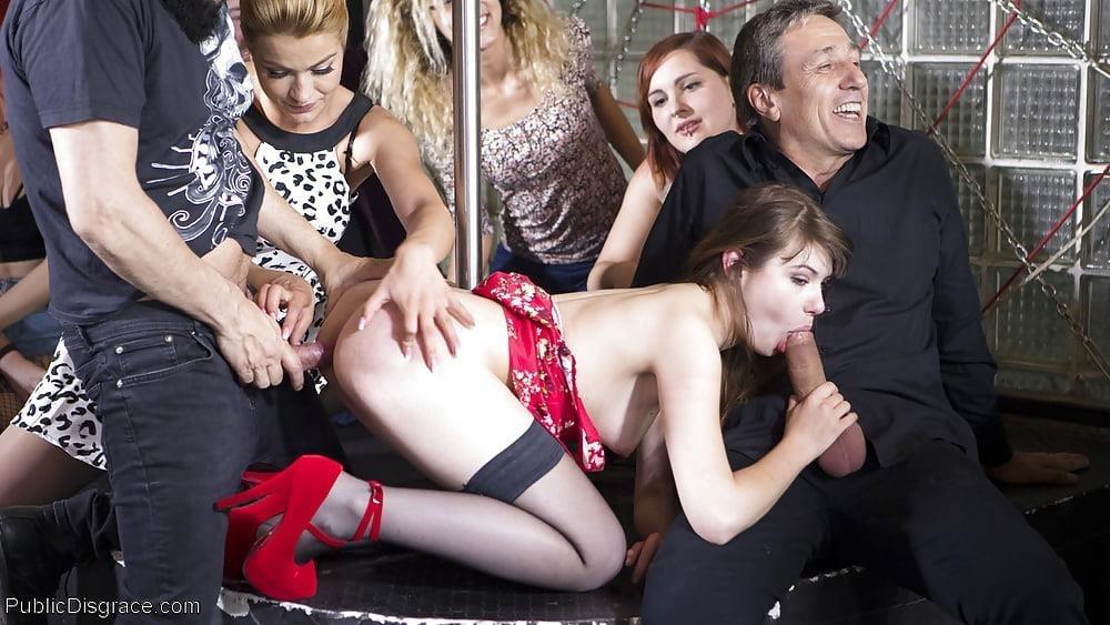 Public disgrace porn pics-5230