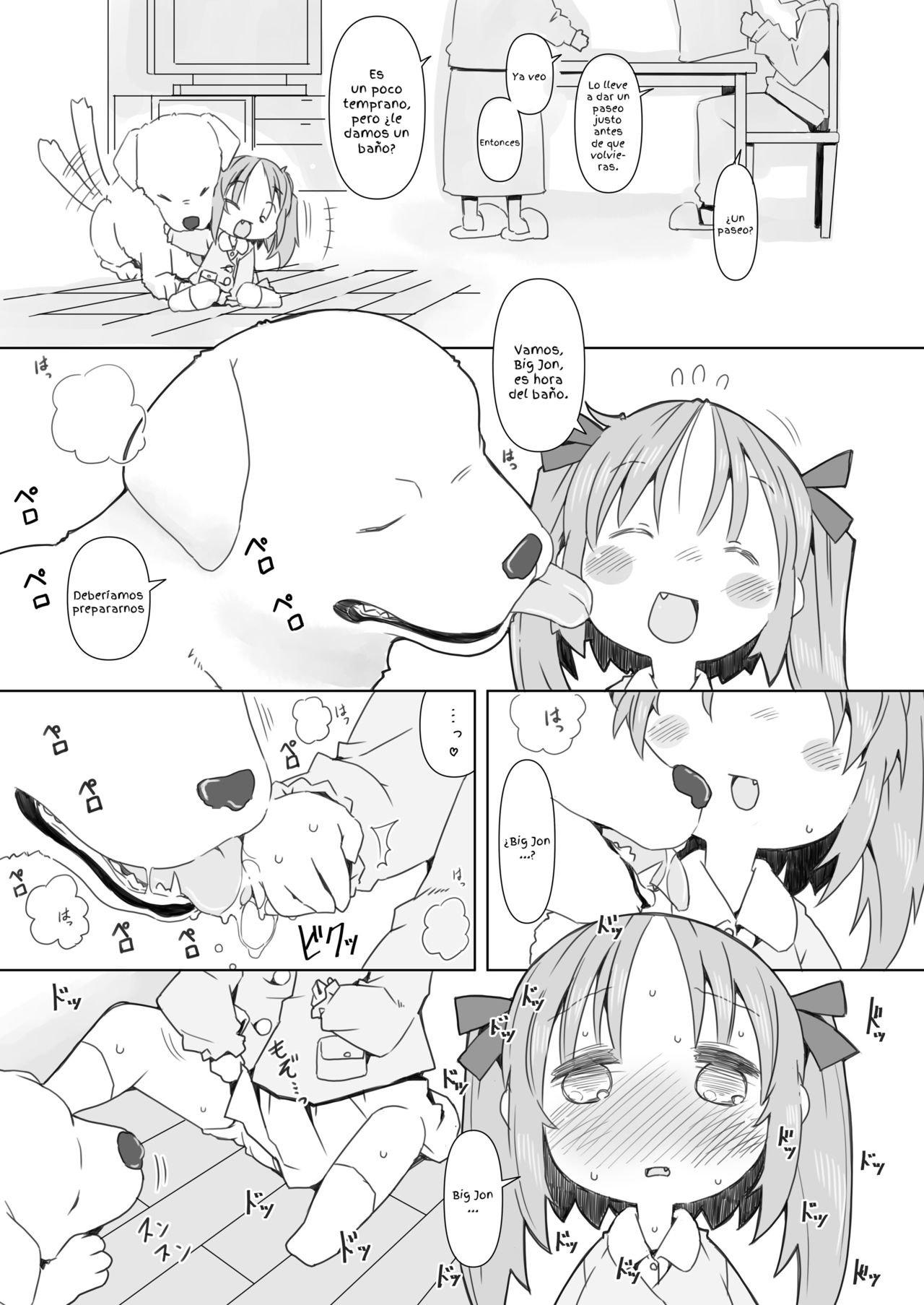 Enji ga Inu to Ecchi Suru Hon - 4
