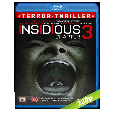 La Noche Del Demonio Capitulo 3 [m720p][Trial Lat/Cas/Ing][Terror](2015)