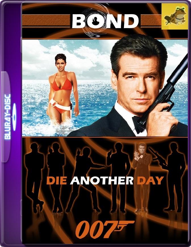 007: Otro Día Para Morir (2002) Brrip 1080p (60 FPS) Latino / Inglés