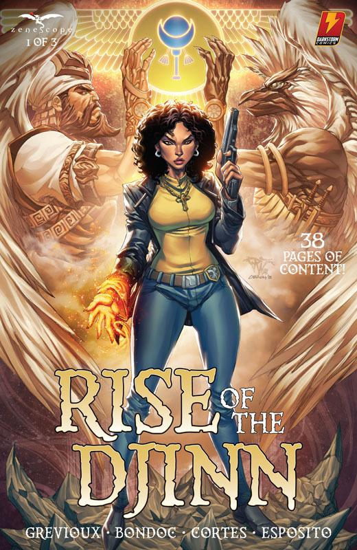 Rise of the Djinn 01 (of 03) (2021)