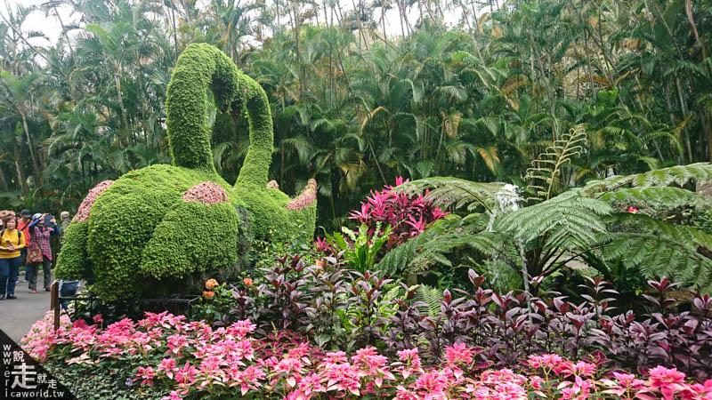 士林官邸 花園造景