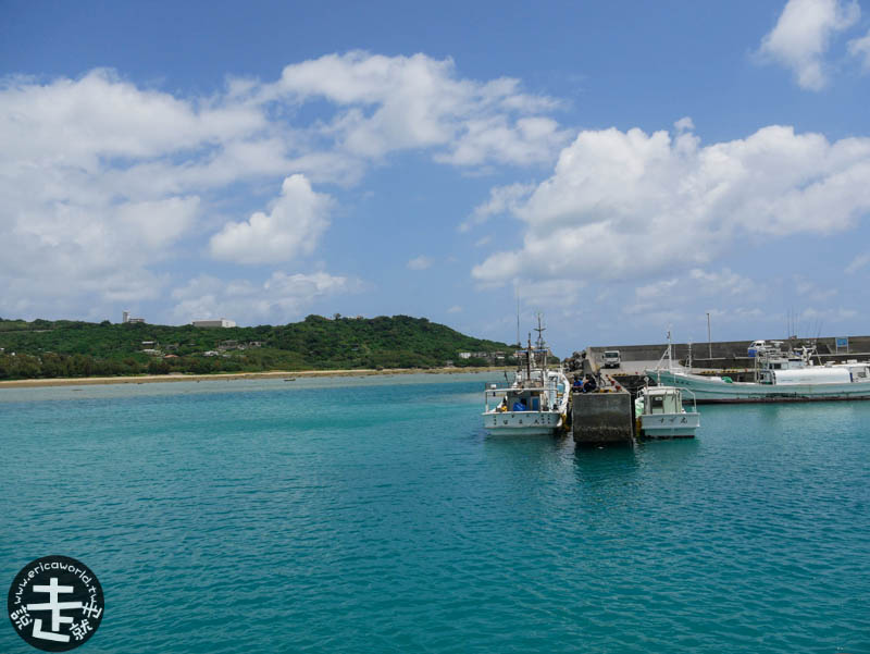 奧武島漁港