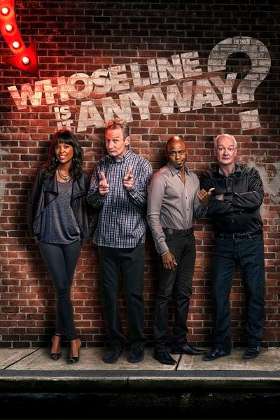 Whose Line Is It Anyway US S17E10 1080p HEVC x265