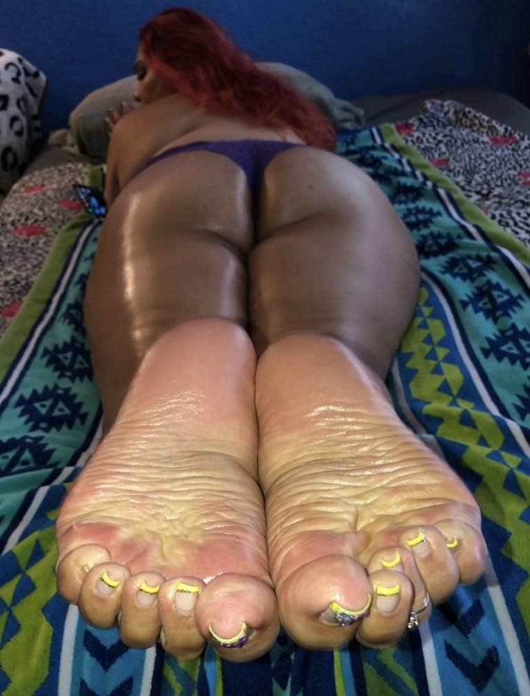 Milf toes porn-5820