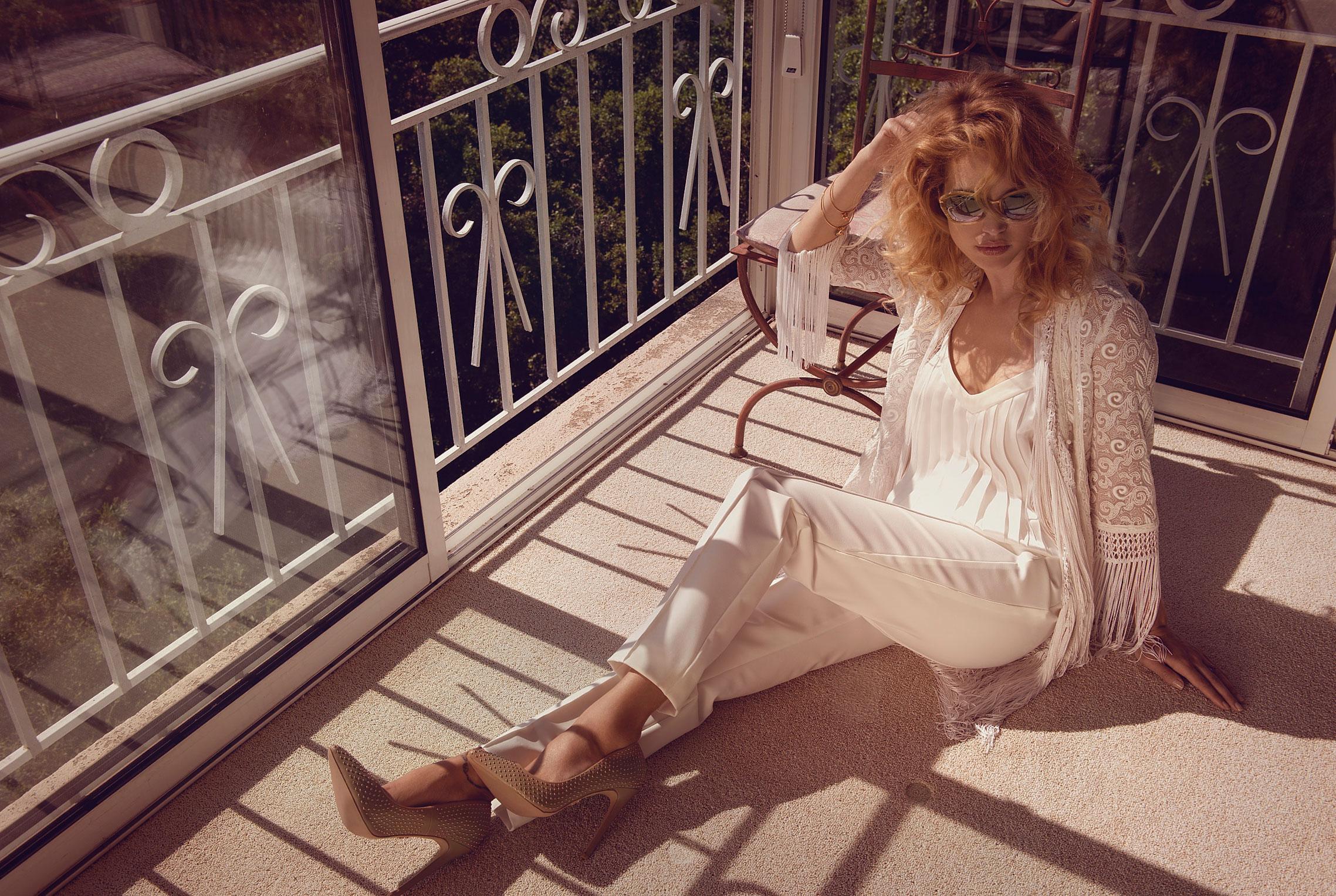 Девушка с розами / Жули Ордон / фото 12