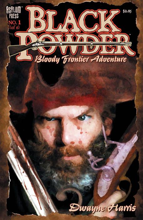 Black Powder 01 (of 06) (2011)