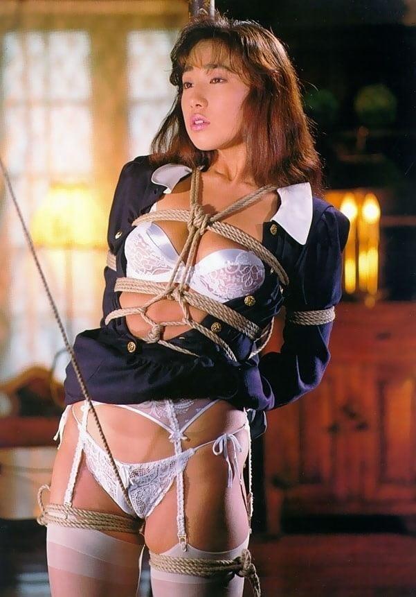 Rope bondage girl-8130