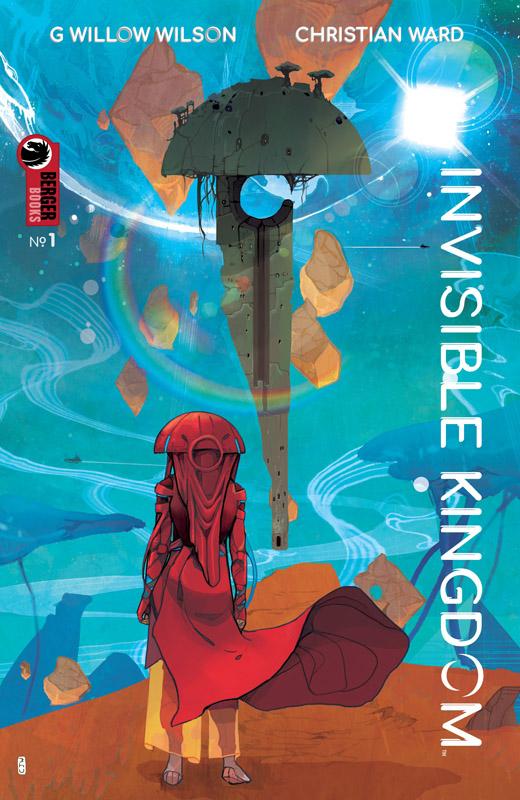 Invisible Kingdom #1-5 (2019)